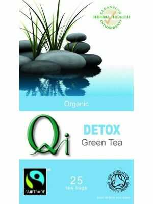 Groene thee bio - detox van Qi