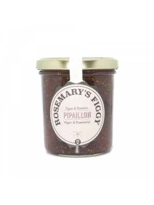 PIPAILLON | Rosemary's Figgy jam, figs and rosemary 212ml, organic