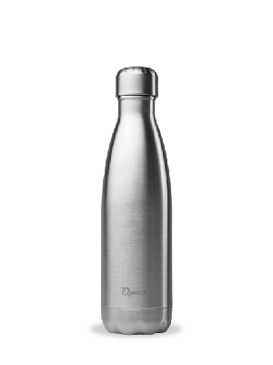 Stainless Steel Thermos Flask - 500 ml - Qwetch - for hot and cold drinks