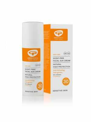 Green People Scent Free Facial Sun Cream SPF 30 - dagcrème met SPF