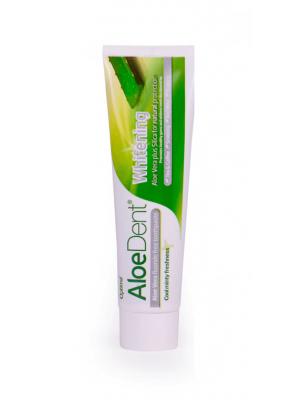 Tandpasta om tanden witter te maken - AloeDent Whitening Toothpaste