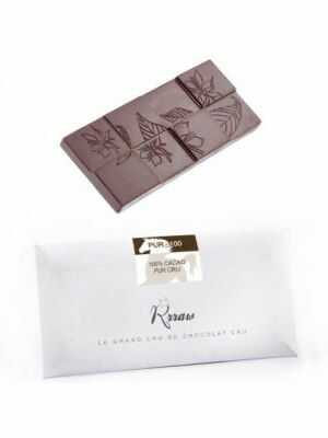 Rrraw Raw chocolate 100% 45g, organic