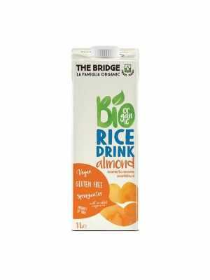 The Bridge Reismilch mit Mandel, bio