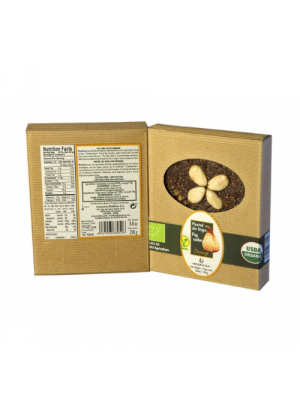 Ecoficus Fig cake with orange 250g, organic
