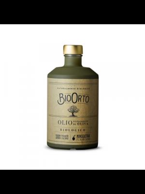 Bio Orto Extra Vierge Olijfolie Peranzana olijf, 250ml bio