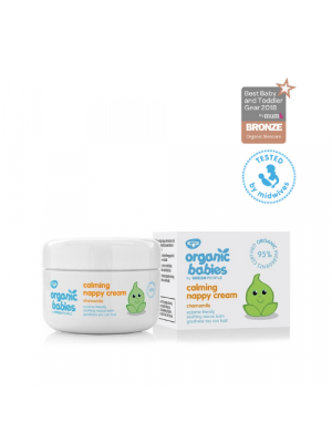 Green People Nappy Cream Baby Balm Chamomile 50ml