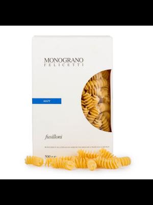Monograno Felicetti Pasta Fusilloni / MATT 500g, bio