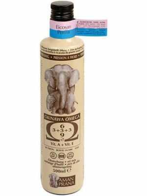 Eicosan Perilla - Organic Amaprana Oil with Omega 3, 6, 7 9