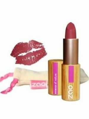 Matte lipstick (red) ZAO - 100% natural make-up