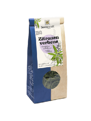 Citroenverbena los 30 g, bio