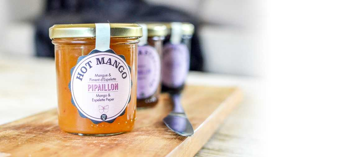 PIPAILLON homemade jams that rock