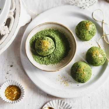 3 Recipes with Matcha