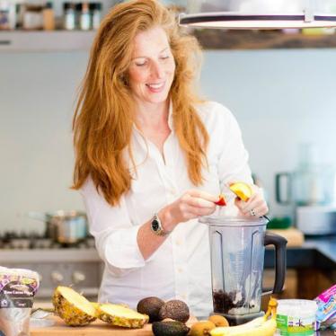 Amber Albarda over gezond bakken met kokosolie
