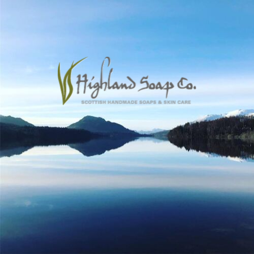 Discover the homemade soap from Highland Soap Co.