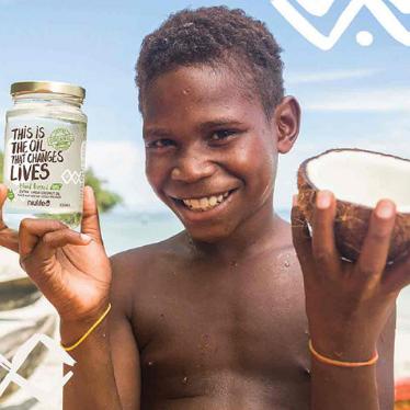 Niulife: das Kokosöl, das Lebens verändert