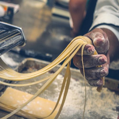 Italiaanse pasta: Welke pastasoort gebruik je bij welke pastasaus?