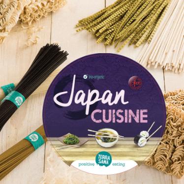 Entdecken Sie die überraschenden japanischen Produkte von TerraSana