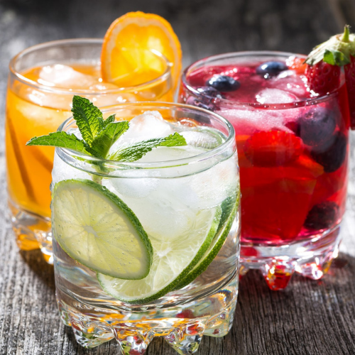 Soft drinks: 7 healthy alternatives