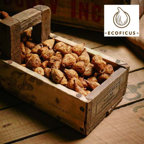 Ecoficus' pralines & snacks of organic figs