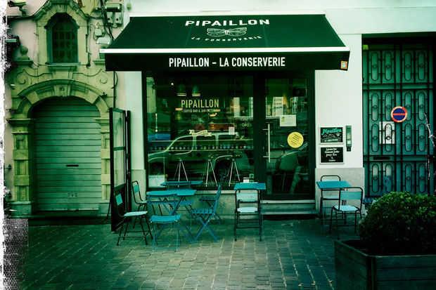 winkel gevel Pipaillon