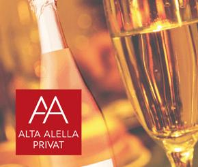 Alta Alella, 100% biologische Weine und Cava