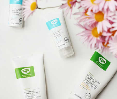 Green People, natural skin care