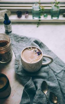 cup of mucuna drink