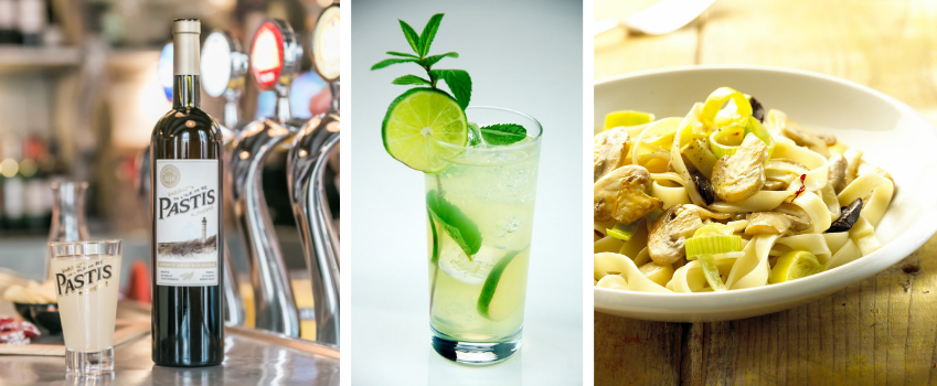 Pastis: 5 recipes for (late) summer