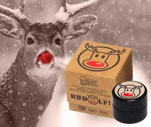 Rudolf!, baume aux épices 100% biologique