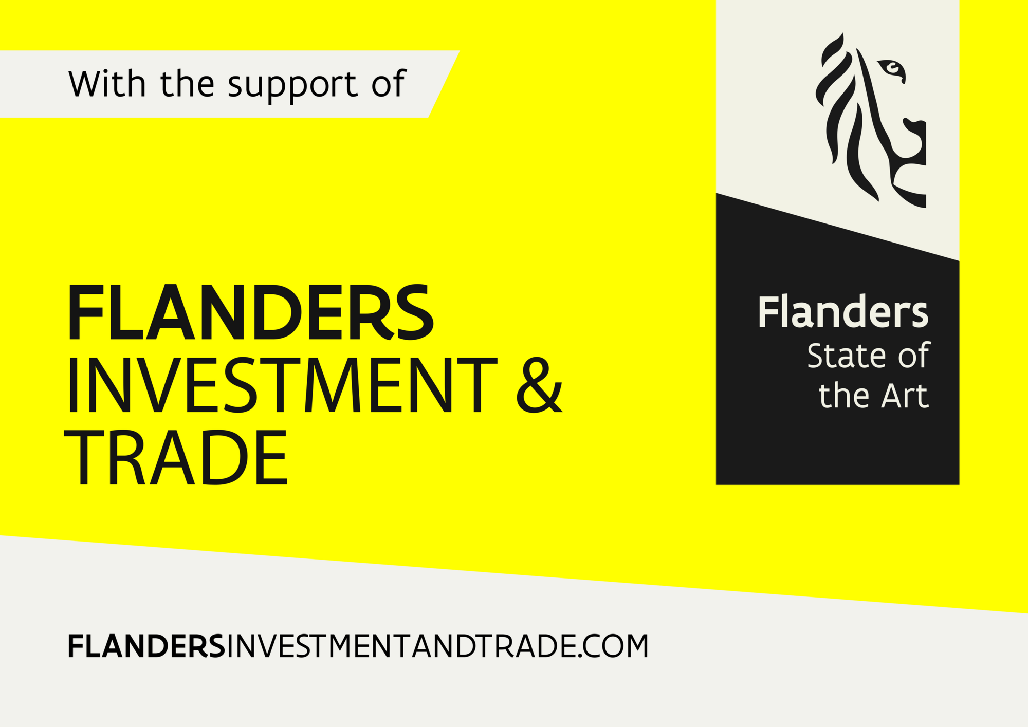 This website has been financed with the support of Flanders Investment & Trade