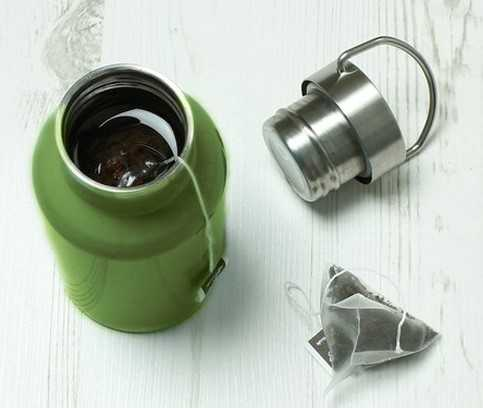 Stainless steel collection - lunchboxes and bottle by A Slice of Green