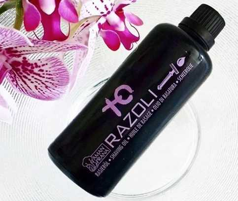 Razoli for Women, Organic Shaving Oil - Shaving Without Irritations