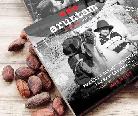 Aruntam, Single Origin Cacao, Raw, Vegan Chocolate