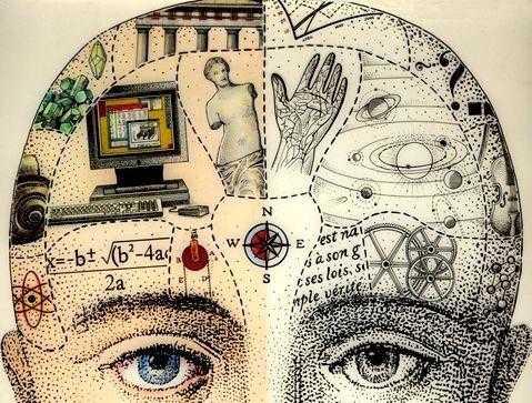 Kopf voller Gedanken, Skizze