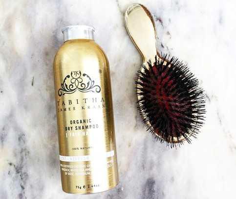 Organic Hair Care by Tabitha James Kraan