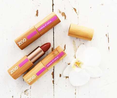 ZAO - cosmétiques 100% naturels, avec des ingrédients biologiques actifs