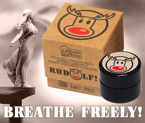 Rudolf! Organic Herbal Balm