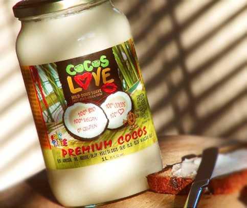 Cocoslove - premium coconut oil