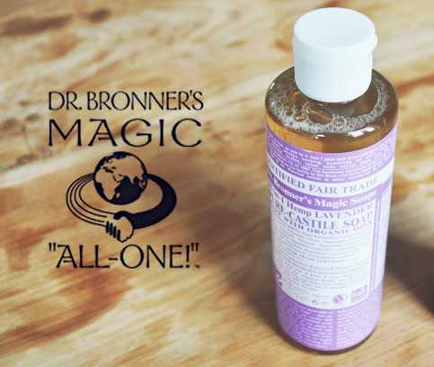Dr. Bronner, biologische Seife