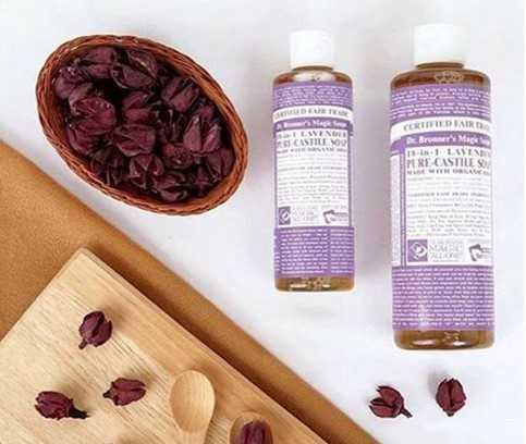 Dr. Bronner - organic soaps