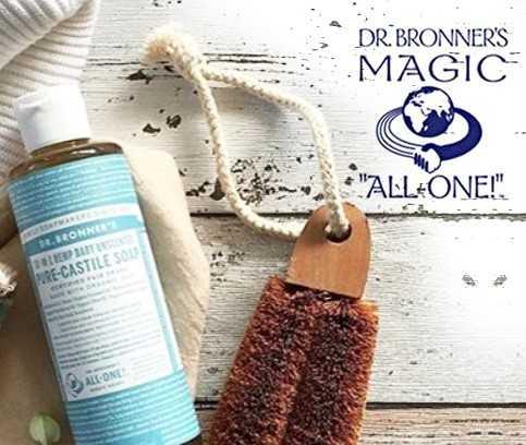 Dr. Bronner - savons naturels et artisanaux