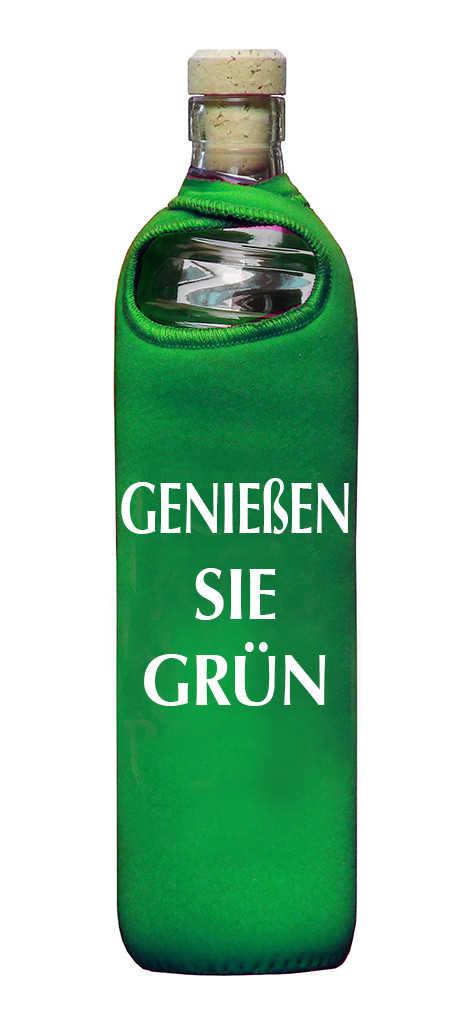 Eco Respekt Trinkflasche - GRÜN