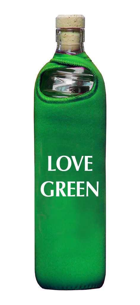 Amanprana Eco Respekt Bottle - GREEN