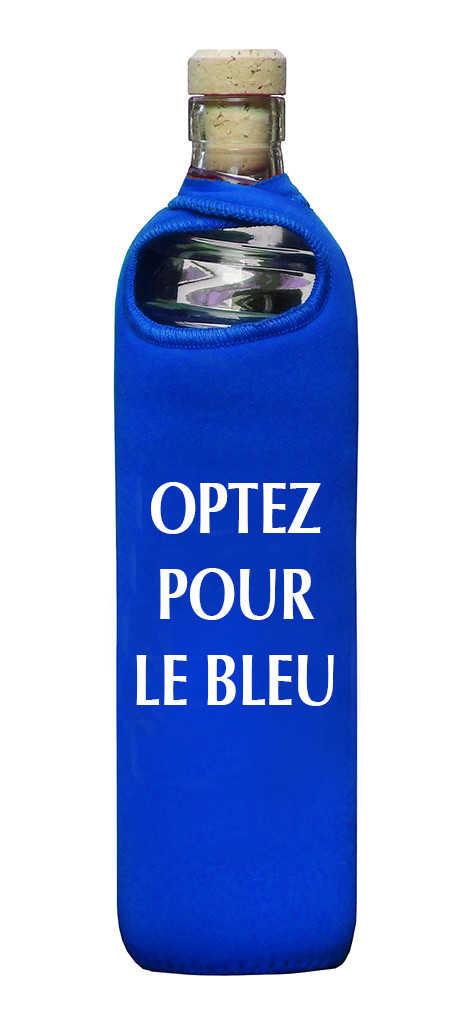 Bouteille Eco Respekt Bleue