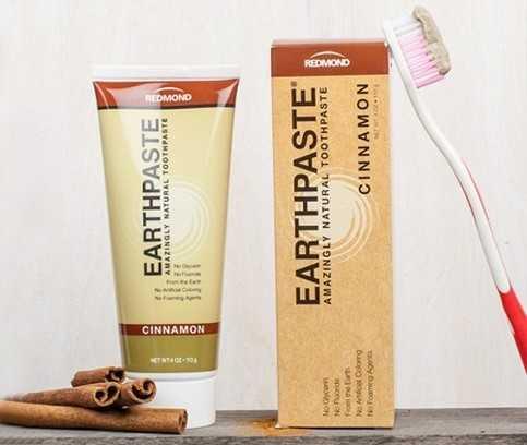 Earthpaste -  Un dentifrice naturel
