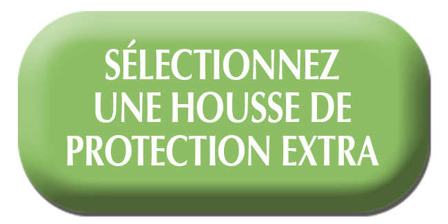 Housse de protection Eco Respekt