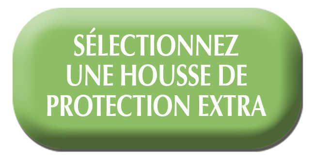 Housse de protection Eco Respekt