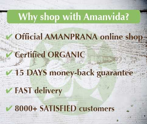 Online shop, webshop, certified organic - Over 8000 satisfied customers are already shopping with us. Here, you'll shop most conveniently and at the best prices for superfood from Amanprana, personal care and more. More... >