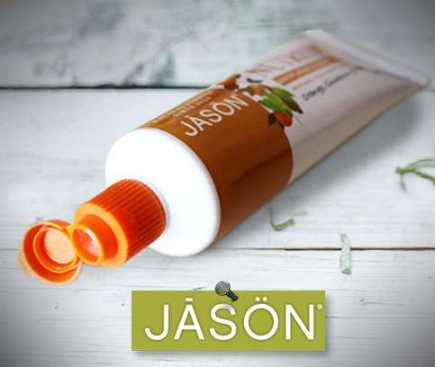 Jason, Natural Toothpaste with 100% Natural Ingredients