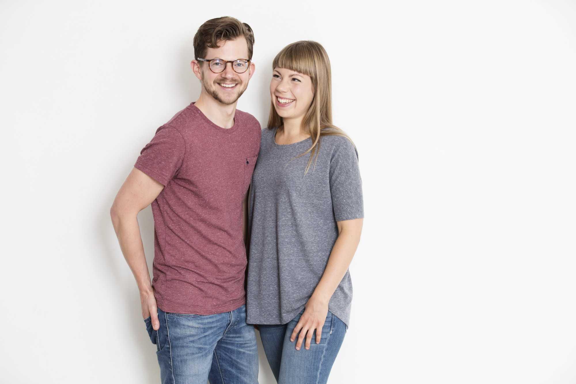 ALL GOOD - Julie Van den Kerchove en Simon Matthys